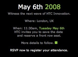 Htclondonmay6event
